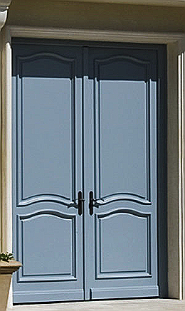 Double-entry-doors-with-molding-300x503-front