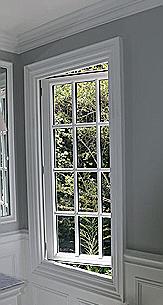 Ouswing european window