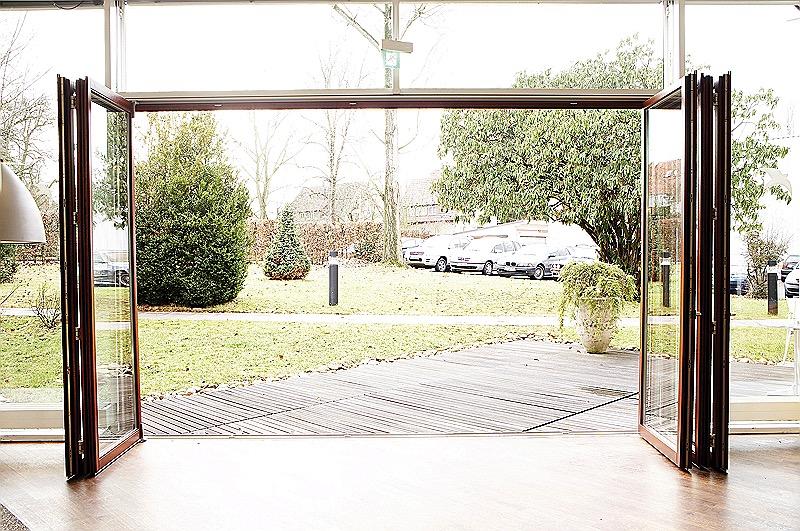 Folding door large-S